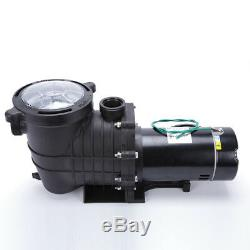 1.5HP In/Above Ground Swimming Pool Pump Motor withStrainer Generic Hayward NEW