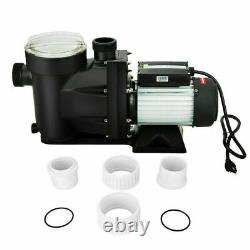 1.5HP In Ground Swimming Pool Pump UL Above Ground Self-Priming Commercial