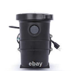 1.5HP InGround Swimming Pool Pump Motor Strainer Generic For Hayward Replacement