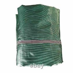 16' x 32' Rectangle In-Ground Swimming Pool Mesh Winter Cover 15 Year Green