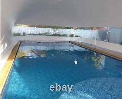 20' x 34' USA-MADE Swimming Pool Safety Cover Dome Enclosure Water Hydro Therapy
