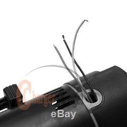2HP 115-230v Inground Swimming Pool pump motor Strainer Hayward Replacement