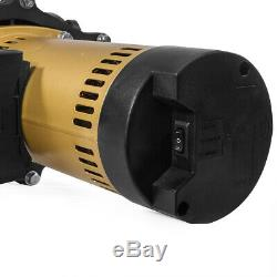2HP 5850GPH In-Ground Swimming Pool Pump Variable 2-Speed with Strainer UL, 230v