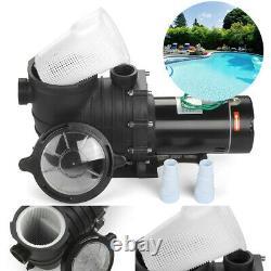 2HP110-240V Hayward Inground Swimming Pool Pump Motor Strainer Replacement