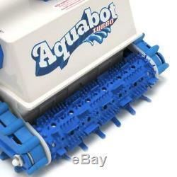ABT Aquabot Turbo Classic Automatic Robotic Cleaner for In-Ground Swimming Pool