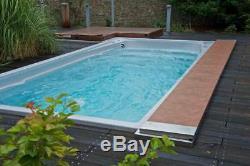 Alaglas Swim Spa Pool Fiberglas Free shipping eastcoast