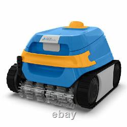 Aqua Products Evo 502 Robotic In Ground All Surface Swimming Pool Vacuum Cleaner