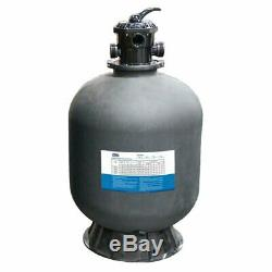 AquaPro Systems 24 Inch Inground Swimming Pool Filtration Equipment Sand Filter