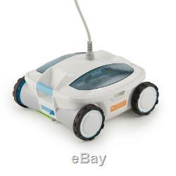Aquabot ABREEZ4 Breeze XLS Auto Robotic In Ground Swimming Pool Vacuum Cleaner