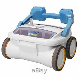 Aquabot Breeze 4WD In-Ground Automatic Robotic Swimming Pool Cleaner, ABREEZ4WD