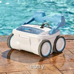 Aquabot Breeze 4WD In Ground Automatic Robotic Swimming Pool Vacuum (Used)