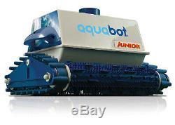 Aquabot Classic Junior ABJR InGround Automatic Robotic Pool Cleaner (Open Box)