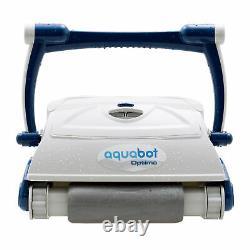 Aquabot Optima Robot Universal In Ground Swimming Pool Vacuum Cleaner (Open Box)