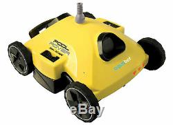 Aquabot Pool Rover AJET122 Above In-Ground Robotic Swimming Pool Cleaner (Used)