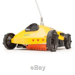 Aquabot Pool Rover S2-50 AJET122 Above & In-Ground Robotic Swimming Pool Cleaner