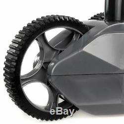 Automatic In-Ground Pressure Side Swimming Pool Cleaner Wall Climb Vacuum Sweep