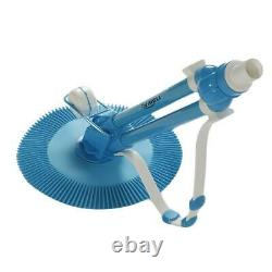 Automatic Inground Above Ground Suction Type Side Swimming Pool Cleaner Vacuum