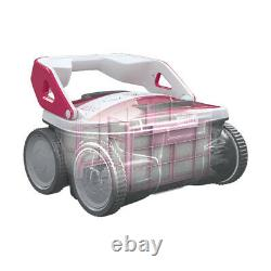 BWT B100 Robotic In Ground Swimming Pool Vacuum Cleaner for 59 Foot Pool Areas
