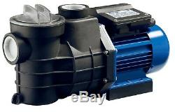Brand New 1.0 HP In Ground Swimming Pool Pump 110V/230V 1-1/2 withStrainer 1.5