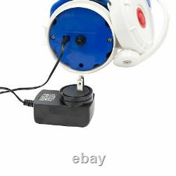 Cordless Swimming Pool Cleaner Floor Spa Hot Tub Vacuum Wall Above In Ground