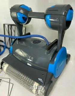 DOLPHIN PREMIER Robotic Pool Cleaner by Maytronics, Used-Only to Test