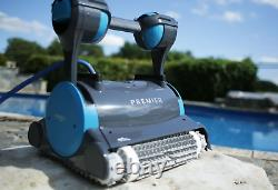 Dolphin Premier Robotic In-Ground Pool Cleaner