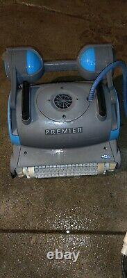 Dolphin Premier Robotic Pool Cleaner Powerful3 DAY SALE-MOVING