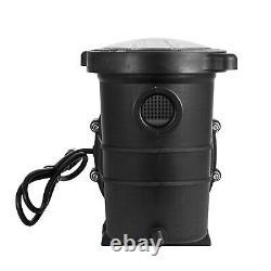 Generic Hayward Replacement 1.5HP InGround Swimming Pool Pump Motor w. Strainer