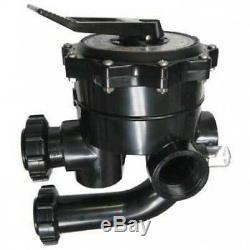 Hayward 2 Multiport DE Pool Filter Valve SP715XR50 SP0715XR50