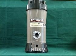 Hayward In-ground Swimming Pool Chemical Feeder Off-Line Chlorinator CL220