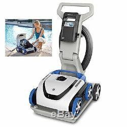 Hayward RC3431CTY AquaVac 500 In-Ground Robotic Swimming Pool Cleaner with Cart
