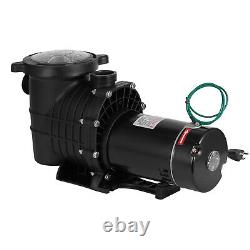 InGround Swimming Pool Pump Motor w. Strainer Generic Hayward Replacemen 1.5HP