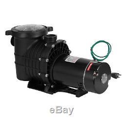 InGround Swimming Pool Pump Motor with Strainer Generic Hayward Replacemen 1.5HP