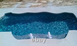 Inground fiberglass swimming pool- arriving September 9