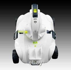 Manga Plus Above Ground & In-Ground Robotic Swimming Pool Cleaner RC30/32