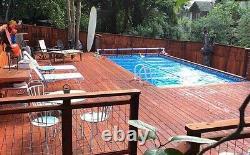 NEW Above, Semi, Inground Swimming Pool 9'x13x52