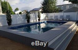 NEW Above, Semi, Inground Swimming Pool 9'x18'x52
