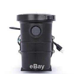 New In-Ground Swimming Pool Pump Motor 1.5HP Hayward Strainer Generic Replacemen