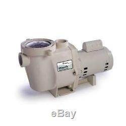 PENTAIR 011512 Whisperflo 3/4 HP Full Rated Swimming Pool Pump WFE-3 PUREX