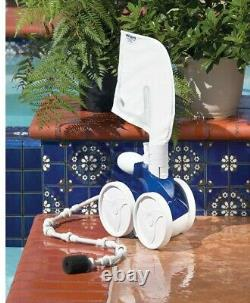 Polaris 380 In-Ground Pressure-Side Automatic Swimming Pool Vacuum Cleaner-F3