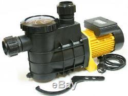 Pool Pump Swimmingpool Pump 14500 L/h Filter Pump Circulating Pump Water Pump