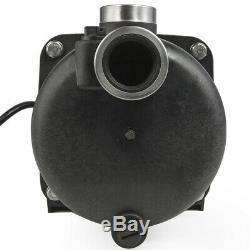 Pressure Side Booster Pool Cleaner Pump Vacuums In ground Swimming Pool 1HP