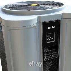 Pro 137000 BTU Swimming Pool Heat Pump Pool & Spa Heater Above Ground Inground