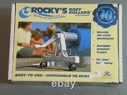Rocky's Eazy 3 Portable Inground Swimming Pool Solar Reel Up to 45' X 24