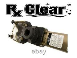 Rx Clear Ultimate Niagara In-Ground Swimming Pool Pump 56 Frame (Various HP)