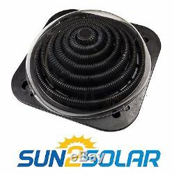 Sun2Solar Deluxe In-Ground Swimming Pool Solar Heater XD2 with Bypass Kit
