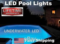 Swimming POOL LED lights works with above ground or in ground pool bright