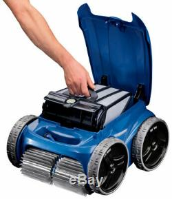 USED Polaris 9550 Sport 4WD Robotic Inground Swimming Pool Cleaner with F9550