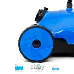 Water Bots Above InGround Swimming Pool Rover Robotic Floor Vacuum Cleaner