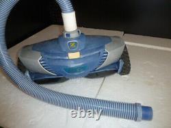 Zodiac Baracuda MX8 Pool Inground Suction Side Swimming Pool Cleaner Vacuum